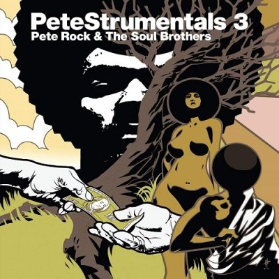 Pete Rock & The Soul Brothers – PeteStrumentals 3 (WEB) (2020) (320 kbps)
