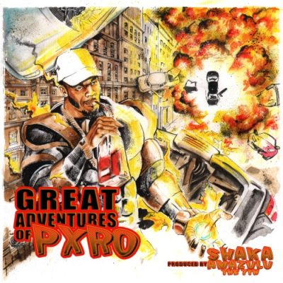 Pxro & Shaka Amazulu The 7th – Great Adventures Of Pxro (WEB) (2020) (320 kbps)