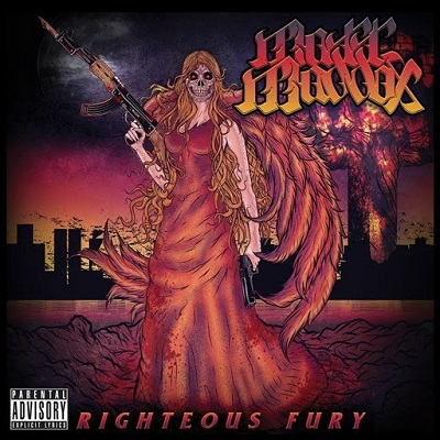 Matt Maddox – Righteous Fury (WEB) (2014) (320 kbps)