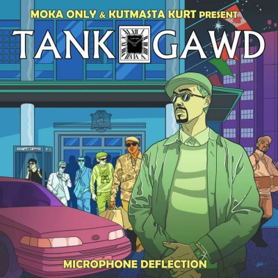 Tank Gawd – Microphone Deflection EP (WEB) (2020) (320 kbps)