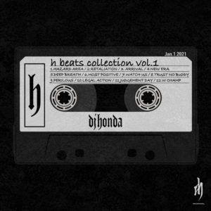 DJ Honda – h beats collection, Vol.1 (WEB) (2021) (320 kbps)