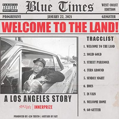 G Perico – Welcome To The Land EP (WEB) (2021) (320 kbps)