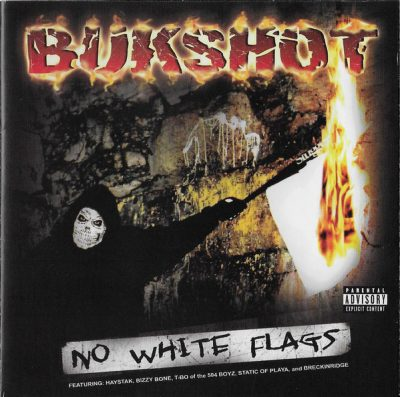 Bukshot – No White Flags (WEB) (2004) (320 kbps)