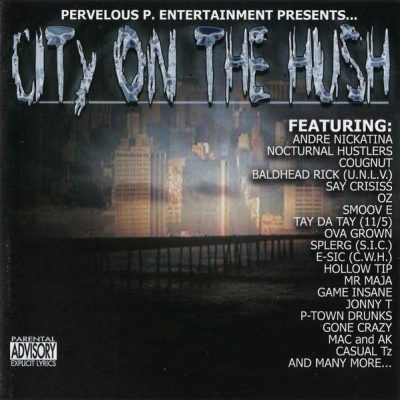VA – Pervelous P Presents: City On The Hush (CD) (2001) (320 kbps)