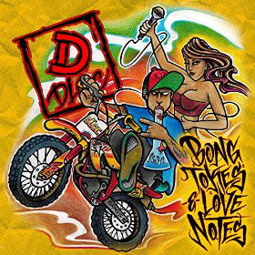 D-Loc – Bong Tokes And Love Notes EP (WEB) (2013) (320 kbps)