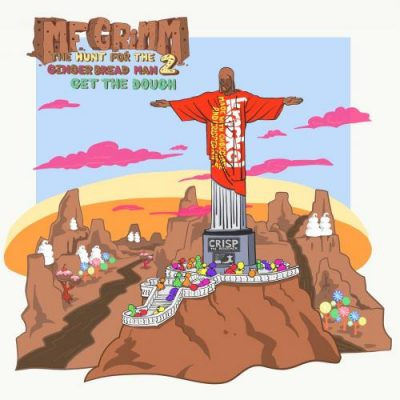 MF Grimm – The Hunt For The Gingerbread Man 2: Get The Dough (WEB) (2021) (320 kbps)