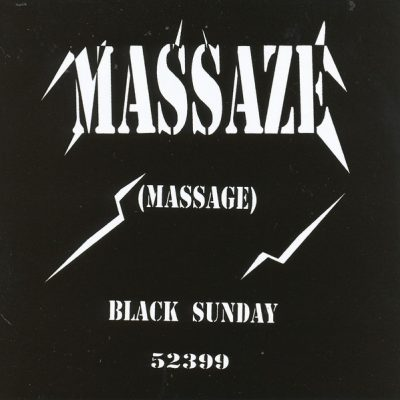 Massaze – Black Sunday 52399 (CD) (1999) (FLAC + 320 kbps)