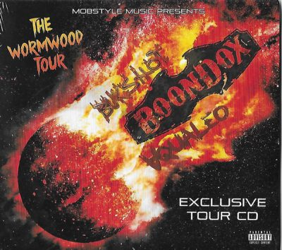 Bukshot, Boondox & Aqualeo – The Wormwood Tour EP (WEB) (2014) (320 kbps)