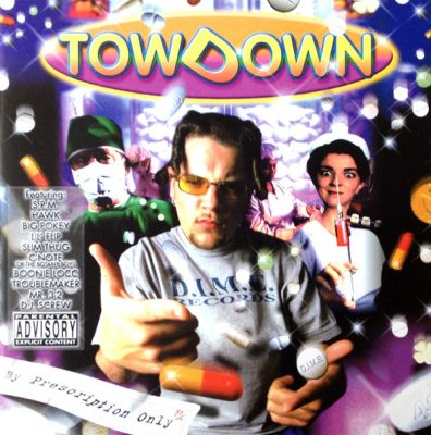 Tow Down – By Prescription Only (CD) (2000) (320 kbps)
