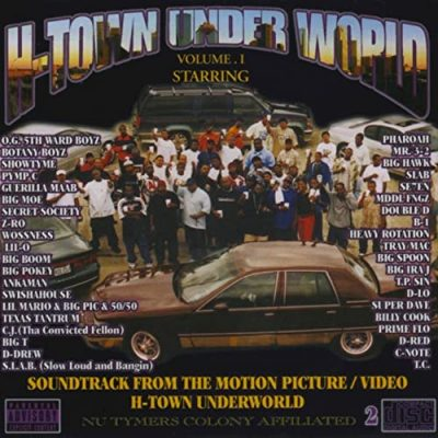 VA – H-Town Underworld Vol. 1 (2xCD) (2002) (320 kbps)