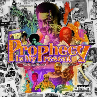 Asun Eastwood & THETWINNING – Prophecy Is My Present (WEB) (2021) (320 kbps)