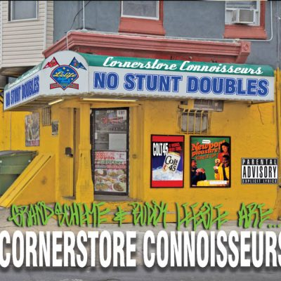 Cornerstore Connoisseurs – No Stunt Doubles (WEB) (2021) (320 kbps)
