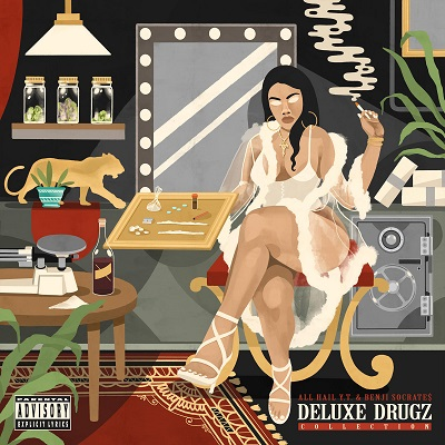 All Hail Y.T. & Benji Socrate$ – Deluxe Drugz Collection (WEB) (2021) (320 kbps)