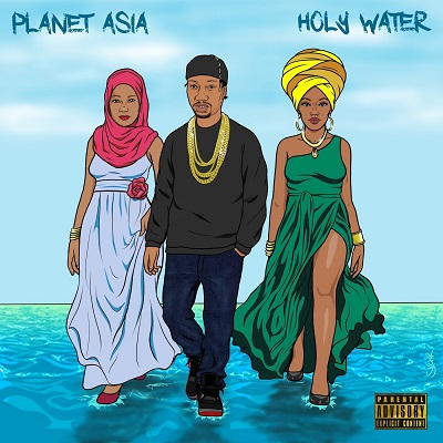 Planet Asia – Holy Water (WEB) (2021) (320 kbps)