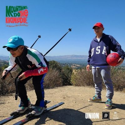 DirtyDiggs – Mountains. Do The Knowledge 'A Tent and Trail Soundtrack' Trail Side (WEB) (2021) (320 kbps)