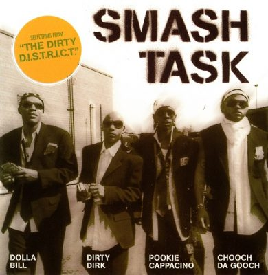 Smash Task – Selections From The Dirty D.I.S.T.R.I.C.T. (CD) (2001) (FLAC + 320 kbps)