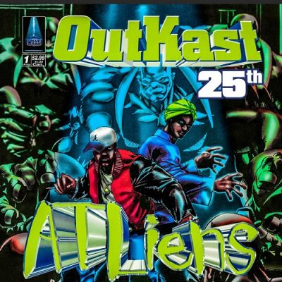 OutKast – ATLiens (25th Anniversary Deluxe Edition) (WEB) (1996-2021) (320 kbps)