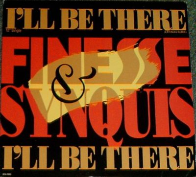 Finesse & Synquis – I'll Be There (VLS) (1990) (FLAC + 320 kbps)