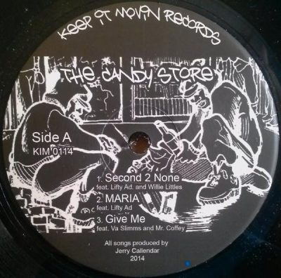 The Candy Store – Second 2 None EP (Vinyl) (2014) (VBR V0)