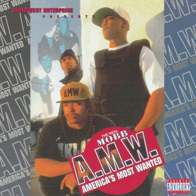 A.M.W. – The Real Mobb (Remastered CD) (1995-2020) (FLAC + 320 kbps)