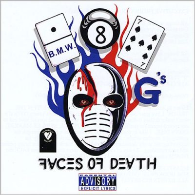 187 G's & Brothas Most Wanted – Faces Of Death (CD) (1995) (FLAC + 320 kbps)