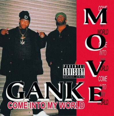 Gank Move – Come Into My World (Remastered CD) (1994-2021) (FLAC + 320 kbps)