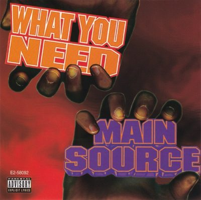Main Source – What You Need (CDS) (1994) (FLAC + 320 kbps)