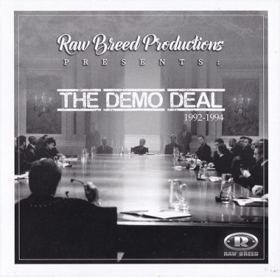 Raw Breed – Presents The Demo Deal 1992-1994 EP (CD) (2018) (FLAC + 320 kbps)